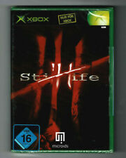 Still Life (Microsoft Xbox, 2005, DVD-Box) - Xbox Spiel - Neu