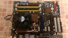 SCHEDA MADRE ASUS P5Q-PRO  piu processore e8400 3.00hz