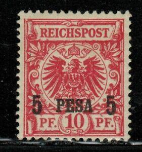 German East Africa #3 1893 MLH