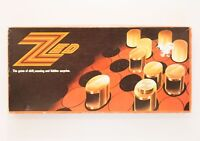 Zed Board Game by JB McCarthy Smurfit Group - Vintage 1976 Strategy Game - VGC