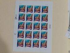 United States Scott 3278, the Flag and City Sheet of 20 33 cent stamps Mint