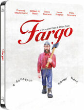 Fargo Steelbook - Limited Edition Blu-ray Region