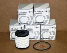 Genuine Mini Cooper Oil Filter Kit Pack of 5 11427622446  11 42 7 622 446