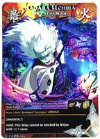 Carte Naruto Collectible Card Game CCG Foil   Fancard #132 Set TP5