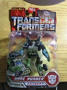 Transformers DUNE RUNNER, 2008 Hasbro, NEW!  Revenge Of The Fallen