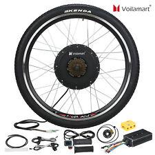 "26""1500W Rear Wheel 48V Electric Bicycle Bike Motor Conversion Kit Hub Cycling"