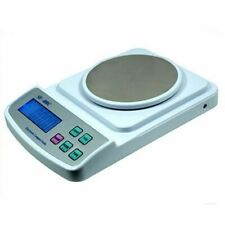 Weighing Scale LCD Display Backlight Digital Electronic Compact 500g Capacity