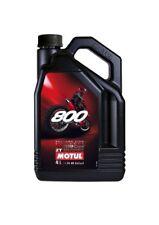 Motul huile lubrifiante Mezcla 800 2t FL Off Road 4l