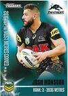 2017 NRL Traders Pieces of the Puzzle (PP 38/54) Josh MANSOUR Panthers