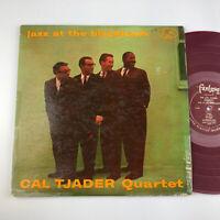 Cal Tjader Quartet. Jazz at The Blackhawk. NM- Fantasy Red Vinyl Jazz LP 3241
