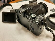 Nikon COOLPIX P900 83 x digital zoom. Lightly used, 4 batteries, great condition