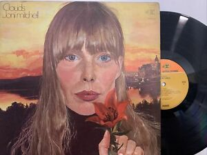 Joni Mitchell – Clouds LP 1969 Reprise Records – RS 6341 VG+/EX