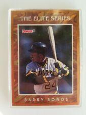 1991 Donruss Elite - Barry Bonds - 9657 of 10000