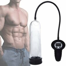 Electric Suction Automatic Penis Pump Extender Trainer Enlargement Enhancer