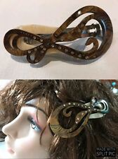 Rare Mimco ❤️❤️❤️ Pin Pony Hair Tie Claw Fascinator Holder Clip