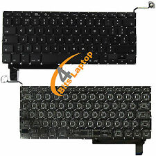 "Apple MacBook 15"" UniBody A1286 Keyboard UK Year 2009 2010 2011 With Backlight"