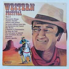 Bo Film OST Western festival Vol 2  Dynamite Ringo ... RICHIE BENNET  LP 6231