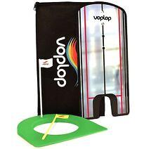 Golf Putting Alignment Mirror by Voplop - BONUS FREE Golf putting cup $10 Value