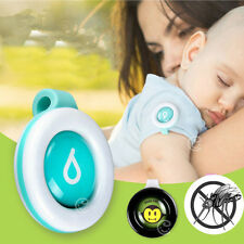 20pcs Anti Mosquito Bug Pest Repel Buckle Clip Insect Repellent For Baby Kids