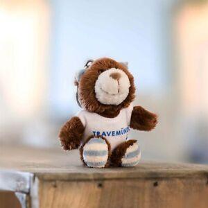 NICI Schlüsselanhänger Travemünde bar Schlüsselring Schlüssel kuschelig Teddy