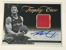 2011-12 PANINI Limited Trophy Case BLAKE GRIFFIN Signature Patch 18/25 #6