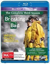 Breaking Bad - Season 3 - Blu Ray