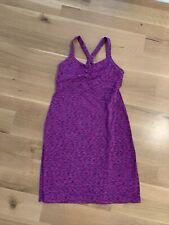 Mondetta Women's Size Medium Tennis Outfit Purple Athletic Strap Dress