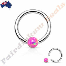 Unbranded Opal Body Piercing Jewellery
