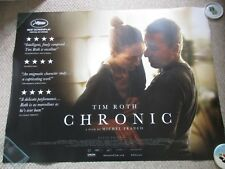 Chronic - Genuine Film Quad Poster