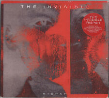 THE INVISIBLE, RISPAH, SEALED LTD LICENSING EDITION 28 T 2 x PROMO CD FROM 2012