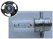 Lampe excitatrice neuve 4v 0,75 Amp filament axial