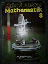 Mathematik 8, Westermann-Verlag, ISBN 3-14-111968-6