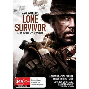 LONE SURVIVOR : NEW DVD