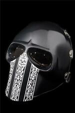 ONIMARU MASK ARMY OF TWO PAINTBALL AIRSOFT CARBON HALLOWEEN HELMET COSPLAY ALPHA