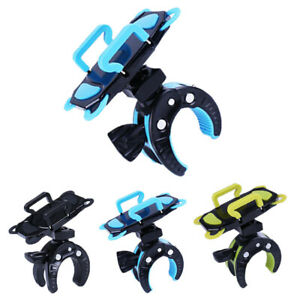 Universal Motorcycle Bike Bicycle Handlebar Mount Holder For Cell Phone GPS New
