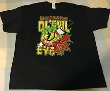 NEW INSANE CLOWN POSSE ICP RIDDLE BOX TOUR 2016 'OL EVIL EYE SHIRT XXL