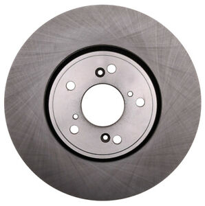 Disc Brake Rotor-Non-Coated Front ACDelco 18A81021A