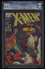 X-Men #53 CGC 8.5 OW/W Pgs Uncanny 1st Barry Windsor-Smith BWS  Marvel