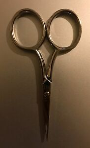"WISS 764 58116 4""SEWING/EMBROIDERY SCISSORS MADE IN ITALY (2 Pack)"