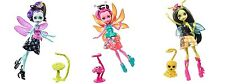 Monster High Garden Ghouls Lumina Wingrid and Beetrice Winged Critters Dolls NEW