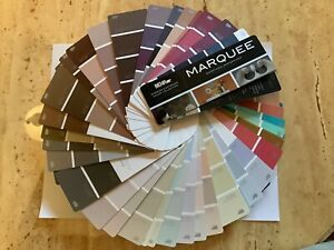LAST ONE BEHR MARQUEE COLOR DECK (NEW)