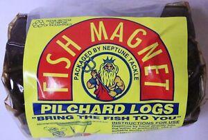 Neptune Tackle Pilchard Burley Log - 500g PL500
