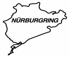 Nurburgring Vinyl Decal Sticker for Car/Window/Wall