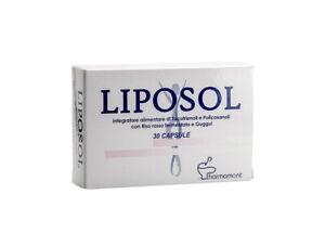 Liposol Integratore Alimentare per il Colesterolo e Trigliceridi