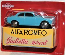 1/48 Mercury Collection Alfa Romeo Giulietta Sprint