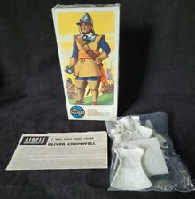 Vintage Airfix Oliver Cromwell Plastic Model Kit 1:12 Complete Made In England
