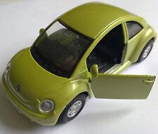 027 VW Welly Volkswagen New Beetle nº 49748