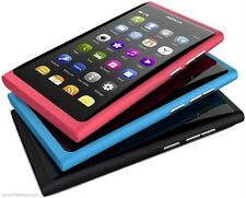nokia n9 - 16gb-schwarz (entsperrt) smartphone