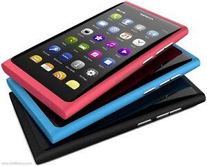 Nokia N9 - 16GB - Black (Unlocked) Smartphone