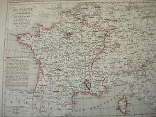 LA FRANCE à la fin du Règne de Louis XV  1715 à 1774